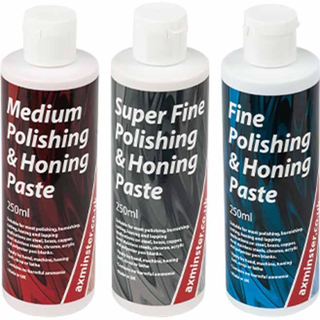 Polishing & Linishing Compounds