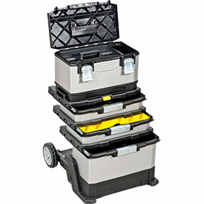 Mobile Toolboxes