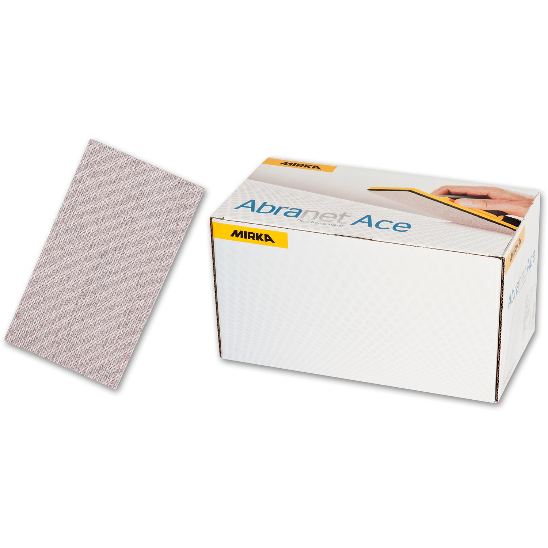 Mirka Abranet AC14905012 ACE Grip P120 70 x 125 mm 50//Pack