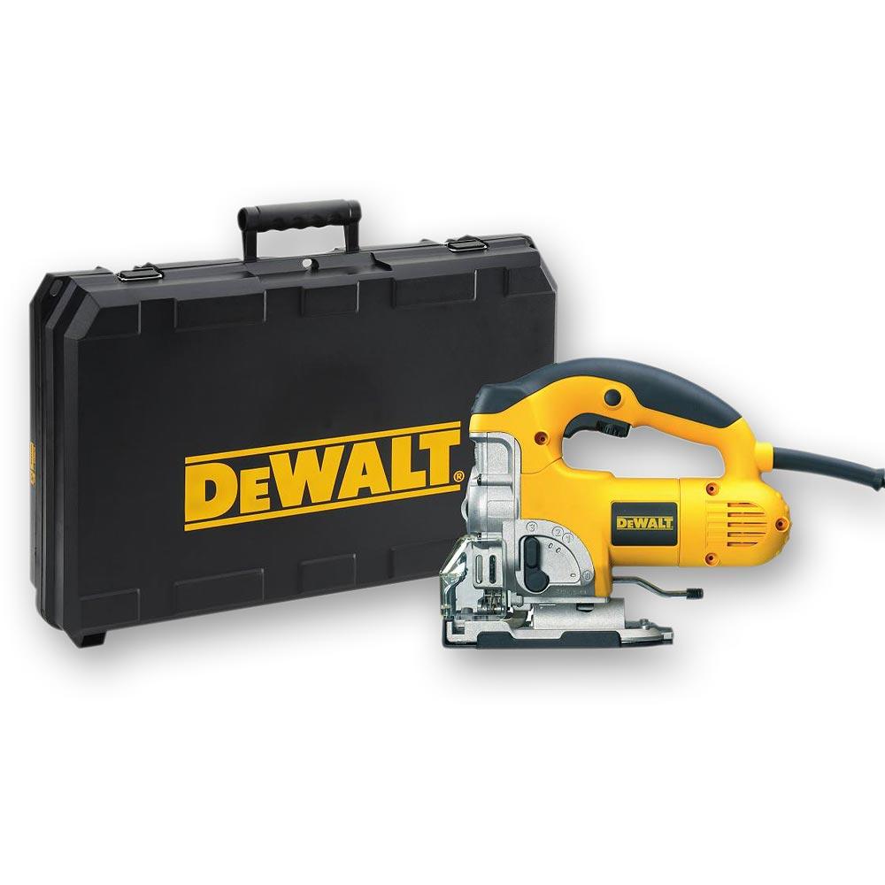 110v DeWalt DW331KT Jigsaw T-STAK Version