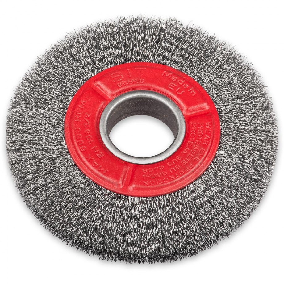 Wire Brushes for Bench Grinders