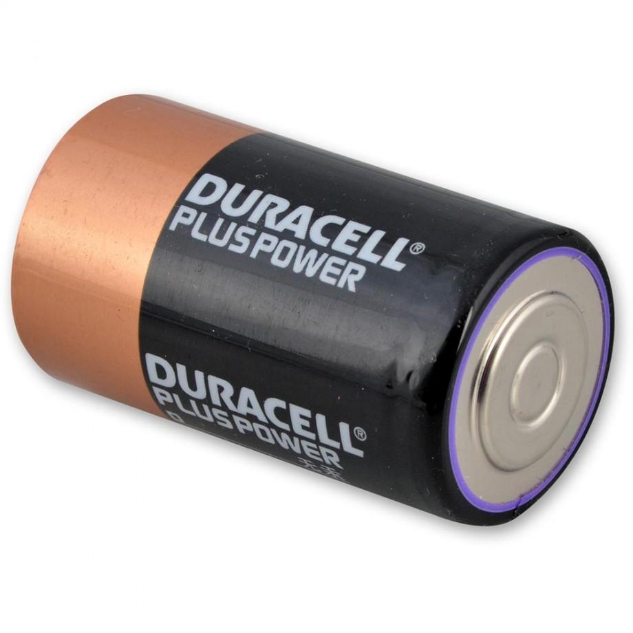 Duracell Battery D (LR20) (Pkt 6)