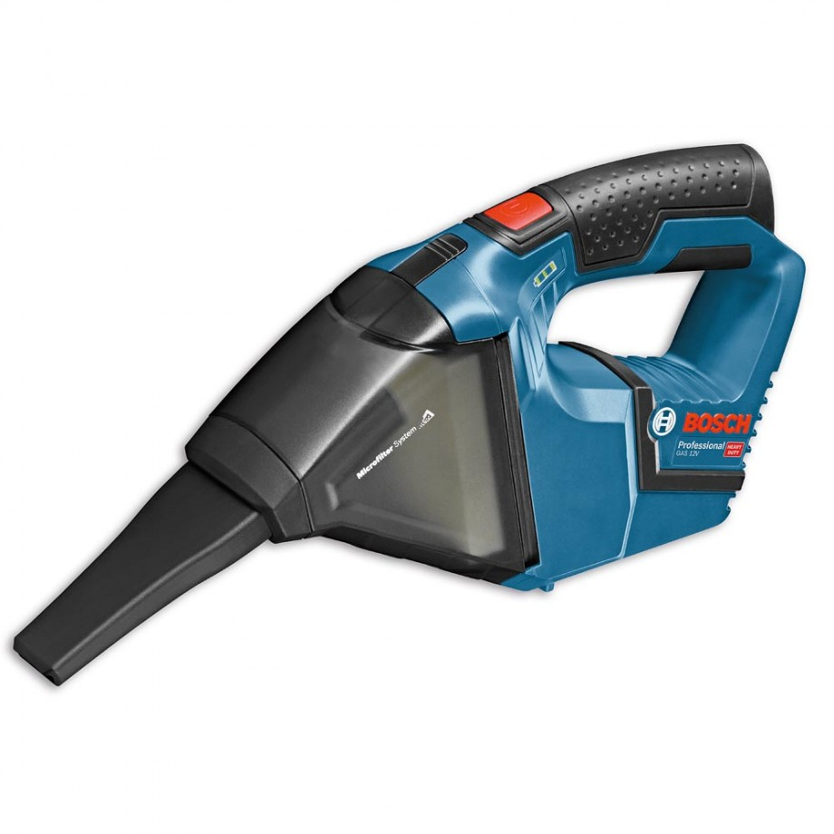 Bosch GAS 12V Cordless Vacuum Cleaner (Body Only)