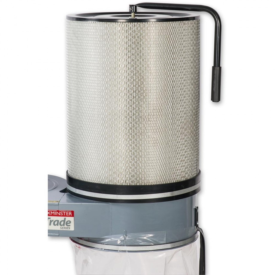 Axminster Trade Cannister Filter for CT-90HB/CT-90HCK Extractor