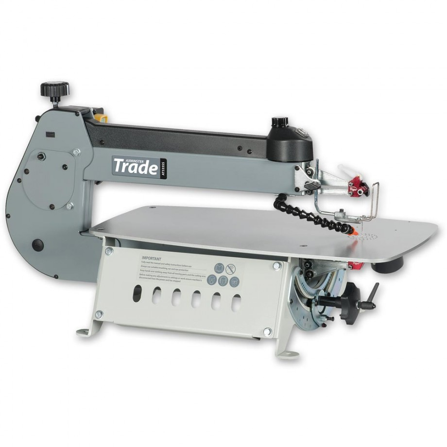 4bb8819ca9c8 Axminster Trade AT535SS Scroll Saw - Scroll Saws - Saws - Machinery ...