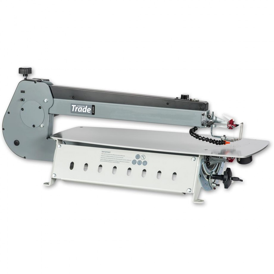 Axminster Trade Series EX-30 Scroll Saw