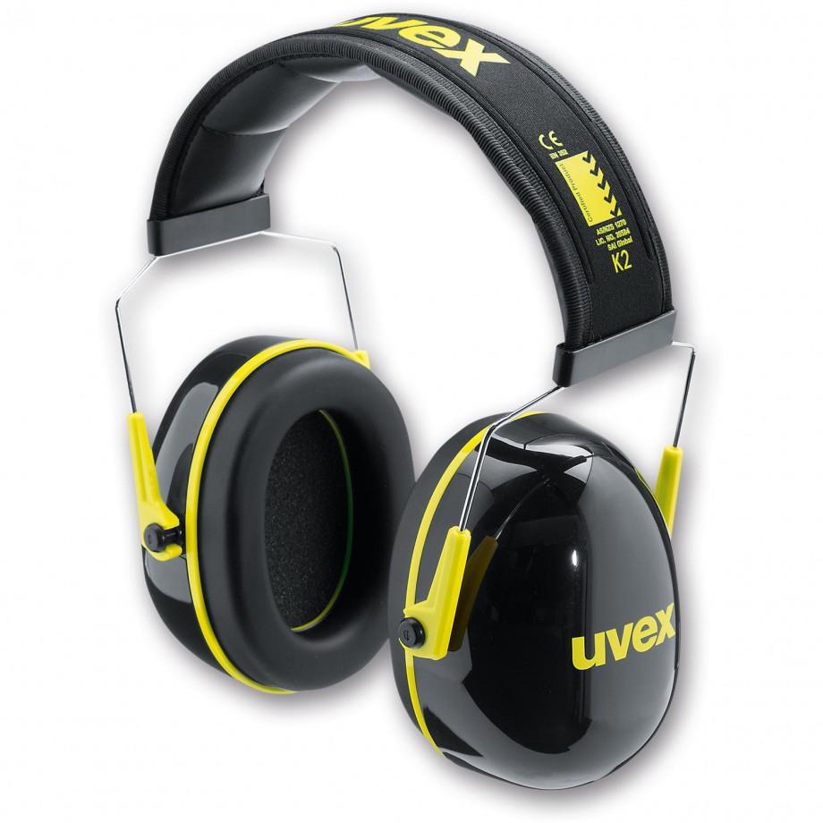 uvex K2 Ear Defenders