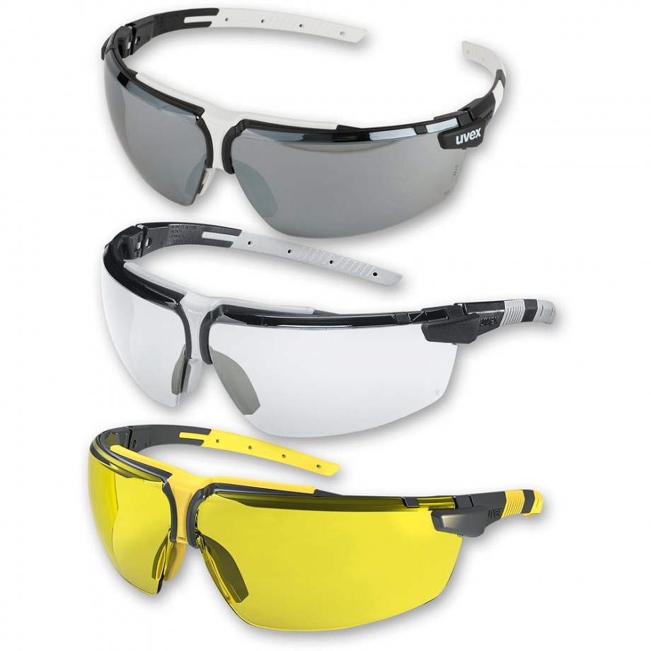uvex i-3 Safety Spectacles