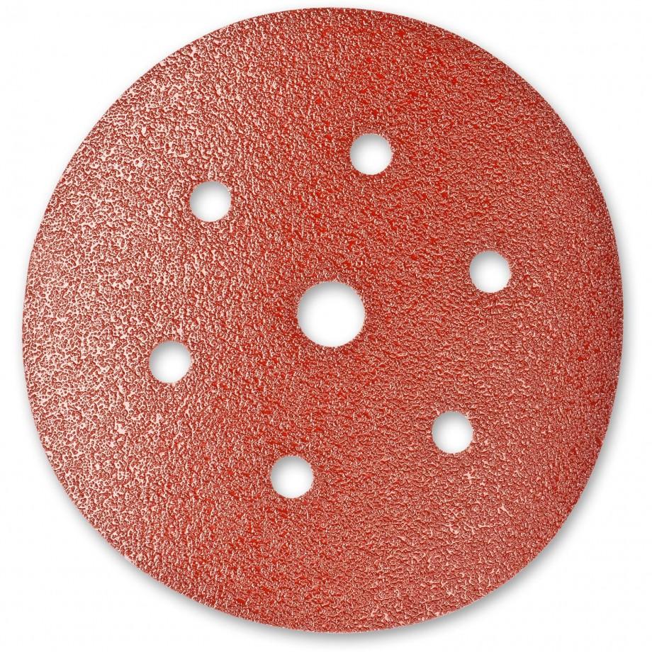 Mirka Deflex Abrasive Discs 150mm 6+1 Hole