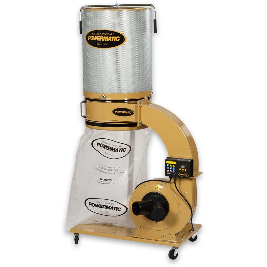 Powermatic PM1300TX 2hp Extractor