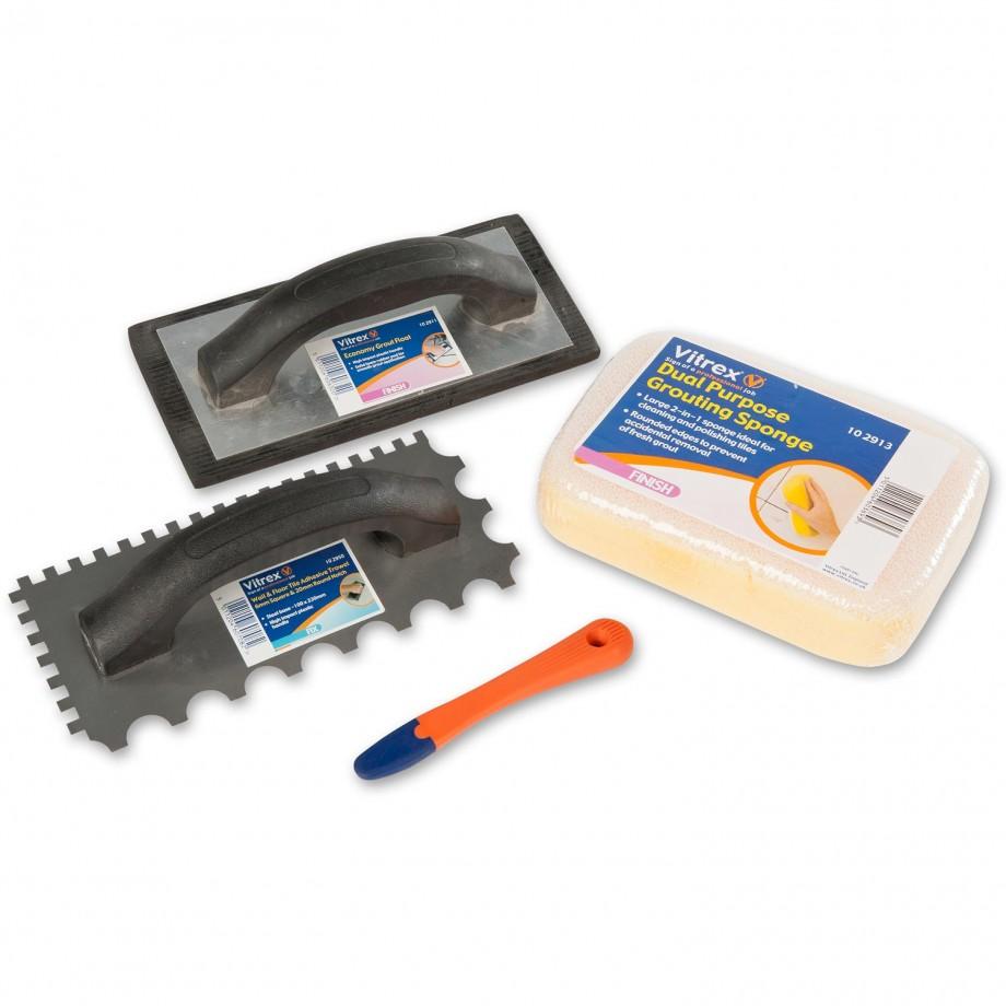 Vitrex Tiling Kit