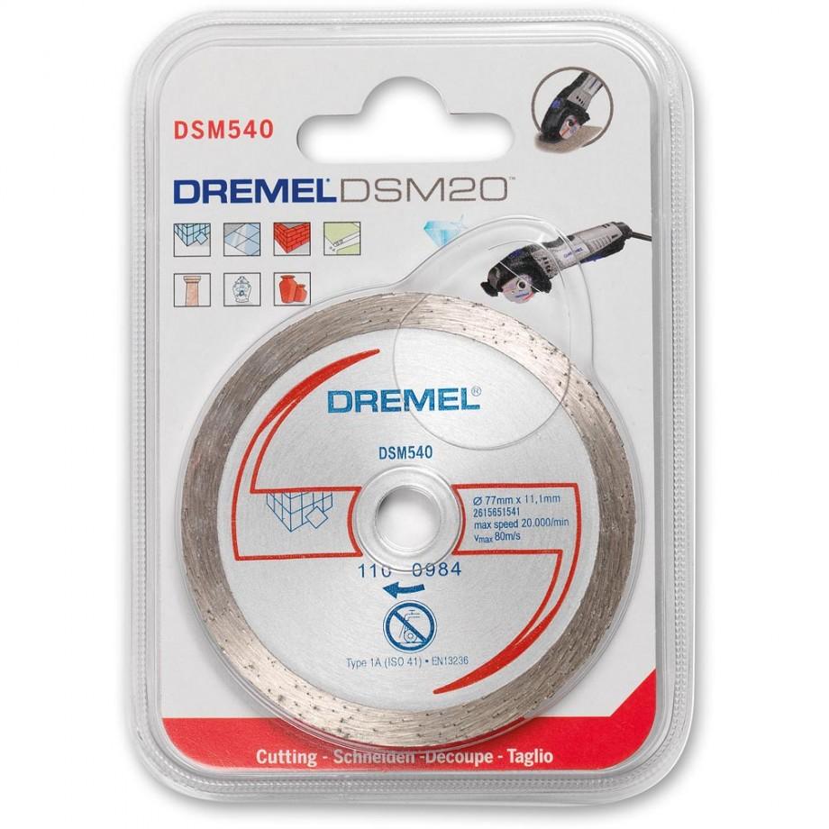 Dremel DSM540 Tile Cutting Wheel