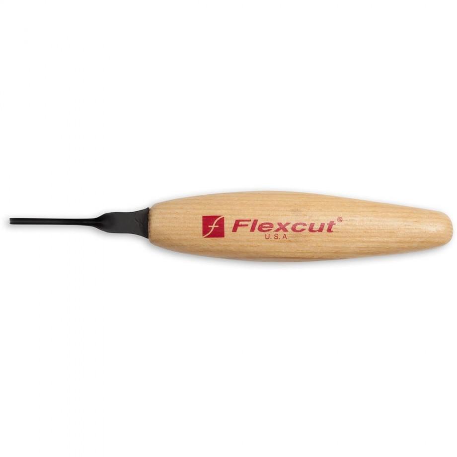 Flexcut Micro Shallow U-Gouge Tools