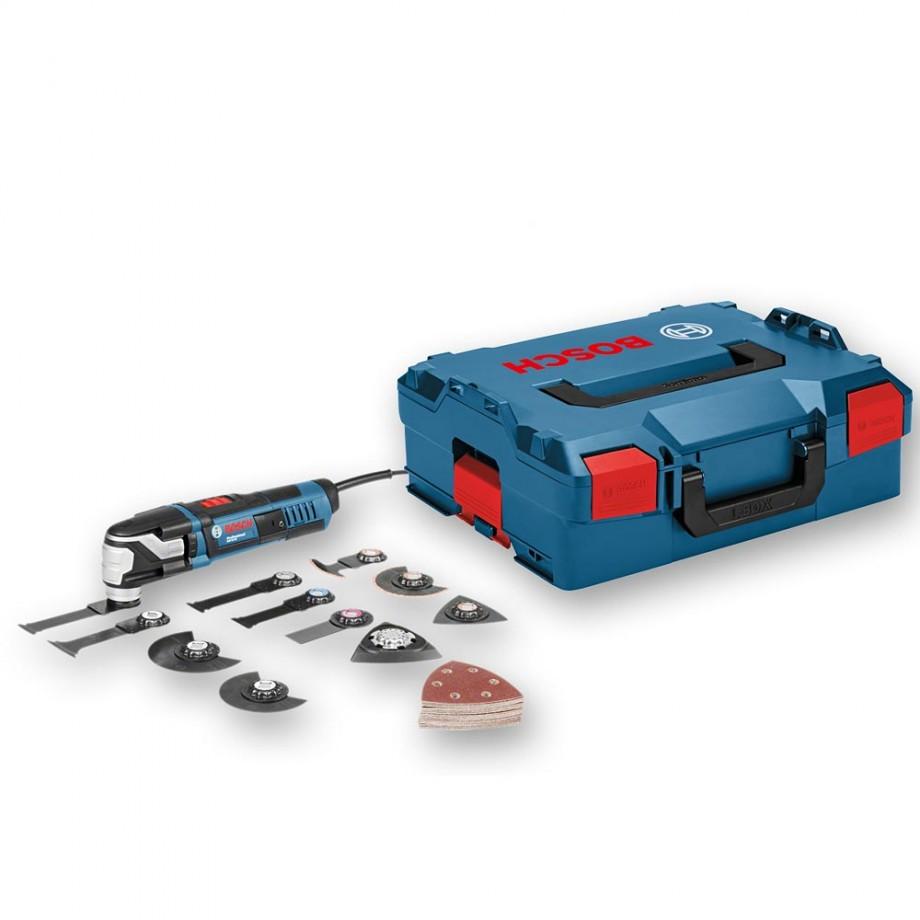 Bosch GOP55-36 Multicutter In L-Boxx 25 Acc 110V