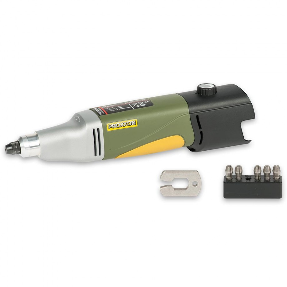 Proxxon Battery-Powered Drill/Grinder IBS/A (Body Only)