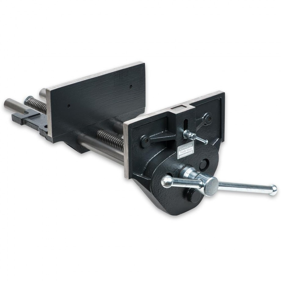 """Axminster Trade Woodworking Vice 225mm/9"""""""