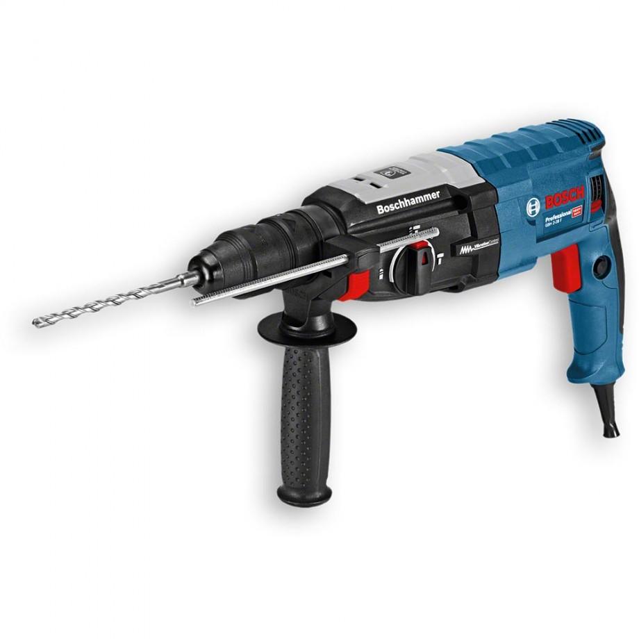 Bosch GBH2-28F 3 Function SDS+ Drill 110V