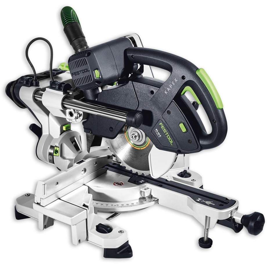 Festool KAPEX KS60 E-SET Mitre Saw (LED+Bevel)