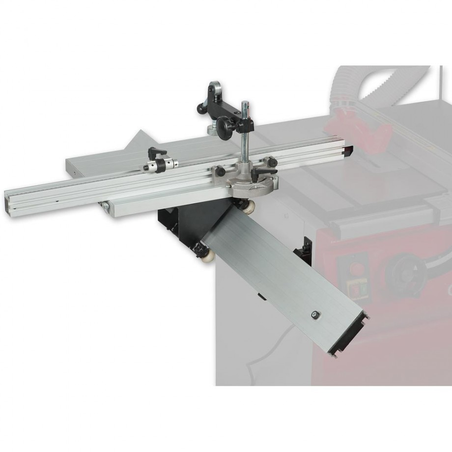 Axminster Craft Sliding Table Kit For AC216TS Table Saw