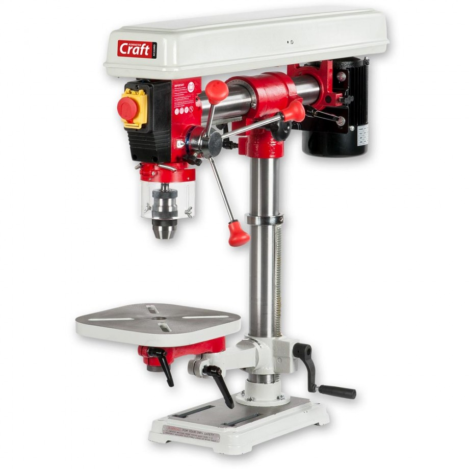 Axminster Craft AC220RD Bench Radial Drill
