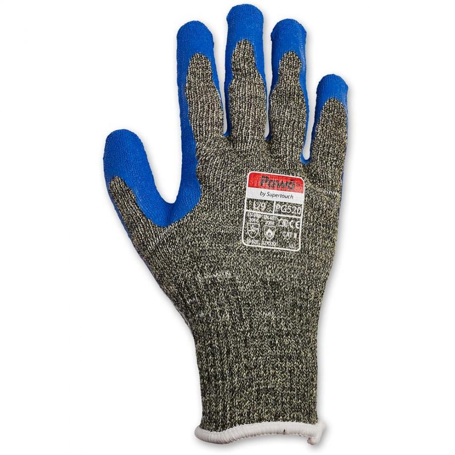 Supertouch Pawa PG520 Cut & Heat Resistant Kevlar Work Gloves