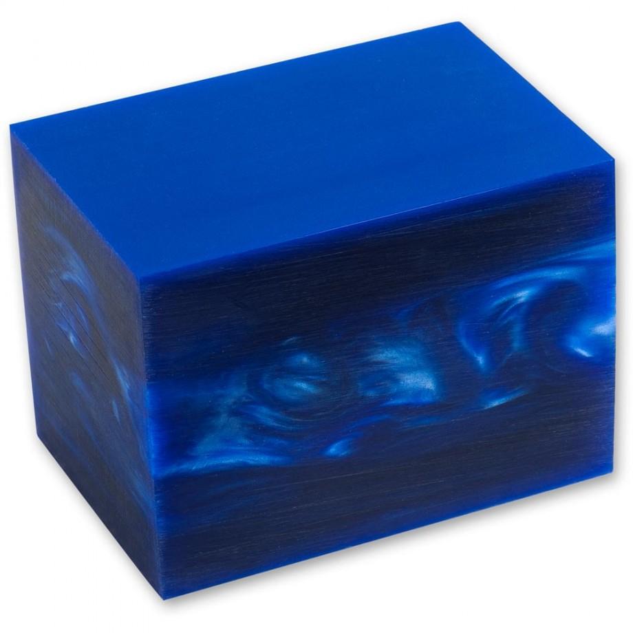 Craftprokits Deep Blue Mop Acrylic Kirinite Project Blank