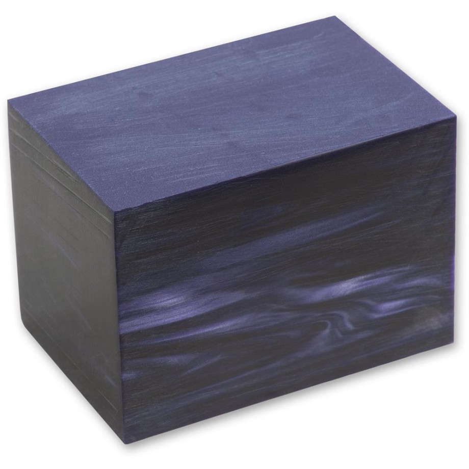 Craftprokits Wicked Purple Mop Acrylic Kirinite Project Blank