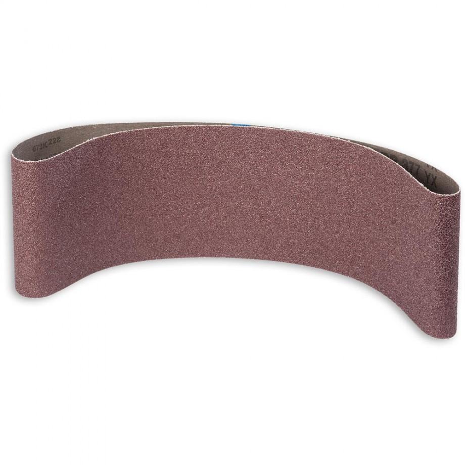 Hermes Abrasive Belt 150 x 1,220mm x 100 Grit
