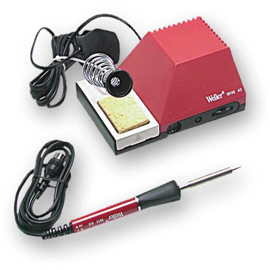 Weller WHS40 Temp Controlled Solder Iron