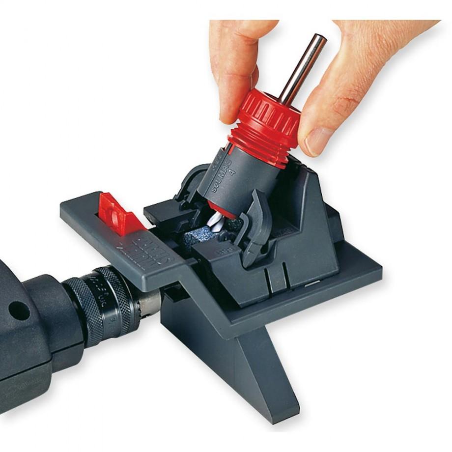 Multi-Sharp Dual Purpose Drill & Tool Sharpener