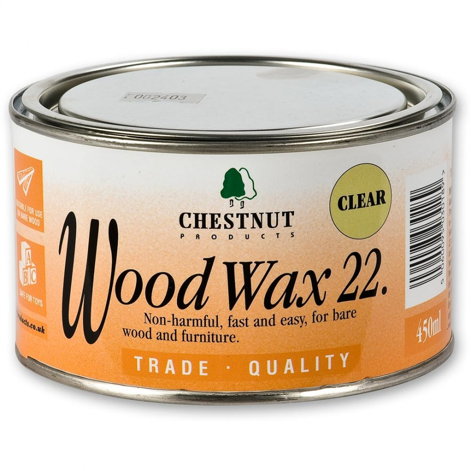 Chestnut Wood Wax