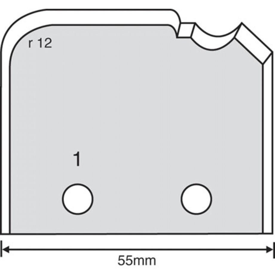 Whitehill Limiter Profile - 01 (Pair)