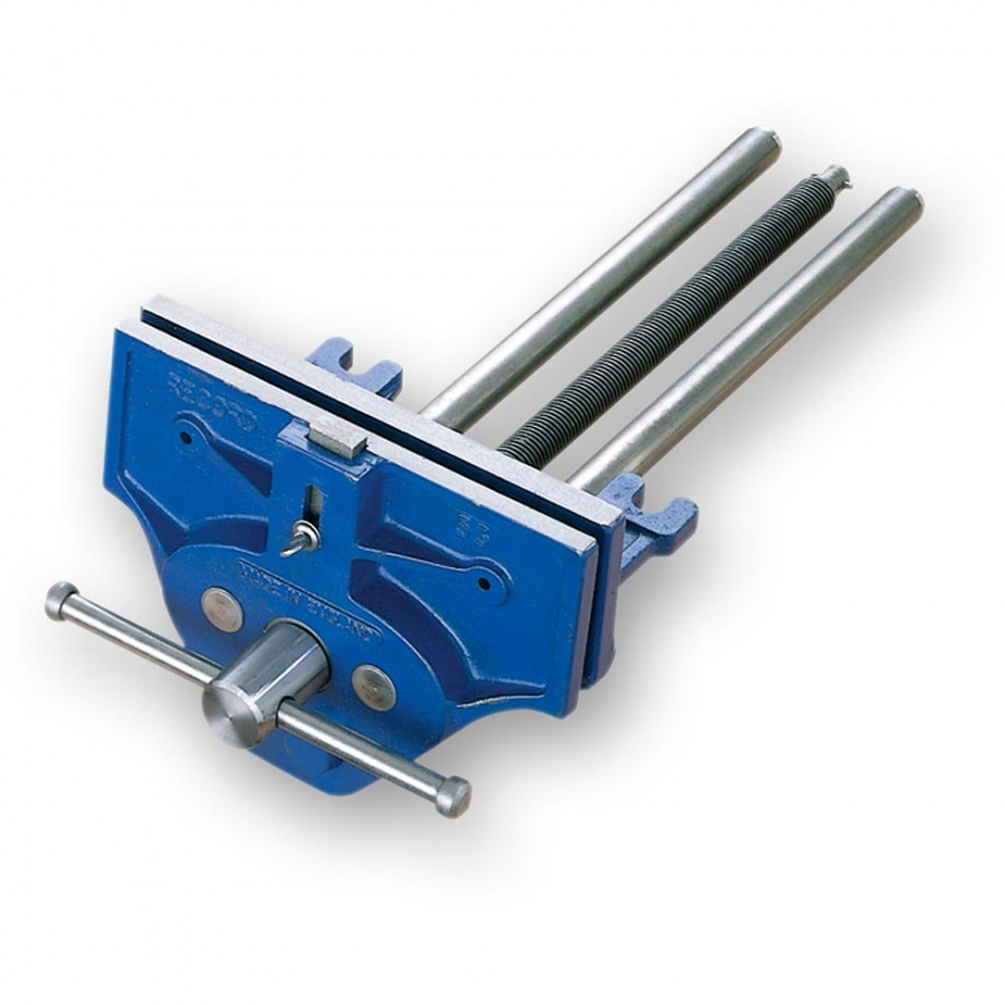 Record Irwin 53PD Plain Screw Woodworking Vice - 270mm(10.1/2in)
