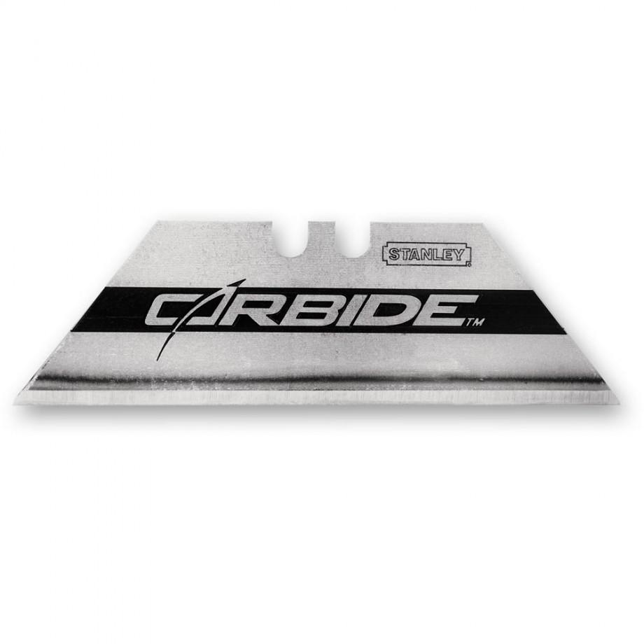 Stanley Carbide Knife Blades Pack of 10