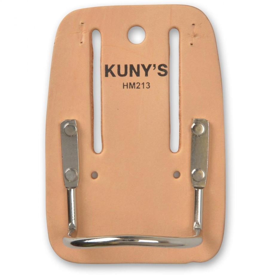 Kuny's HM213 Leather Heavy-Duty Hammer Holder