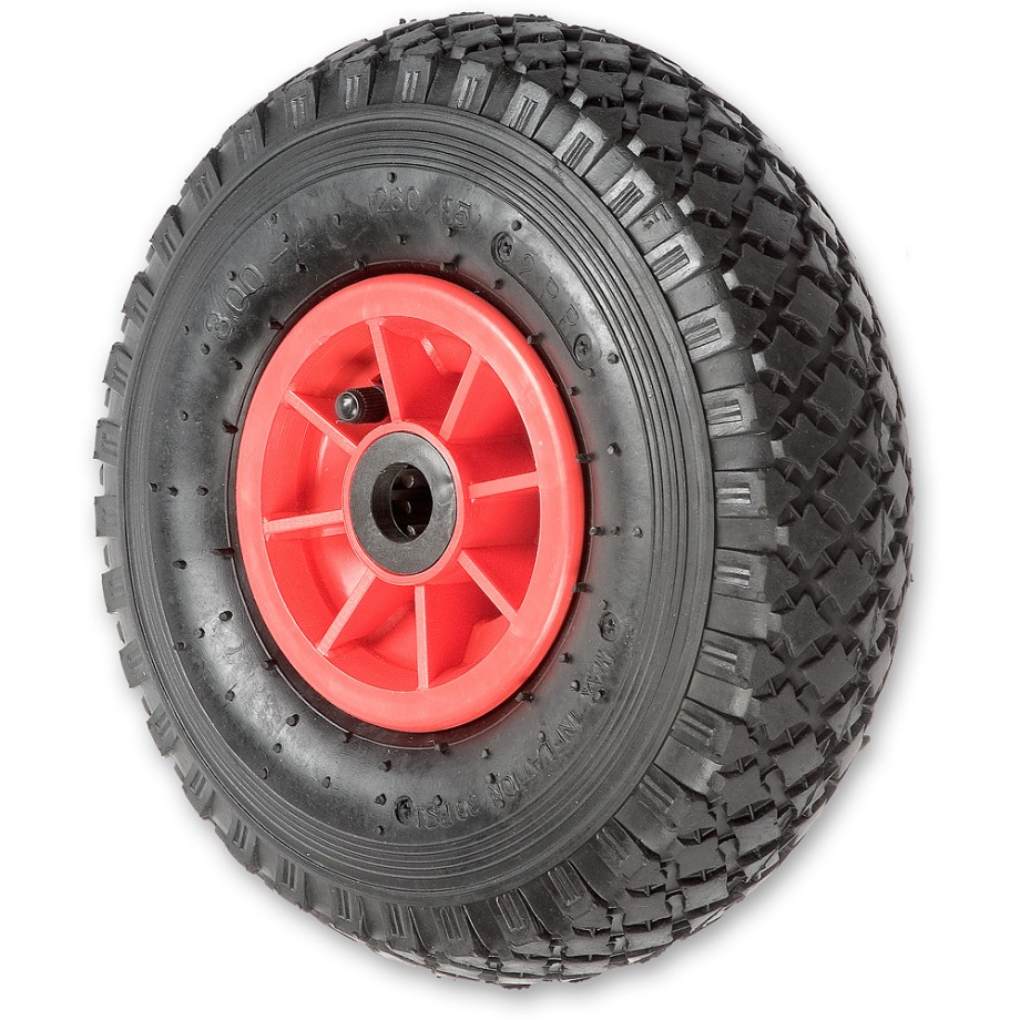 250mm Wheel with Pneumatic Tyre