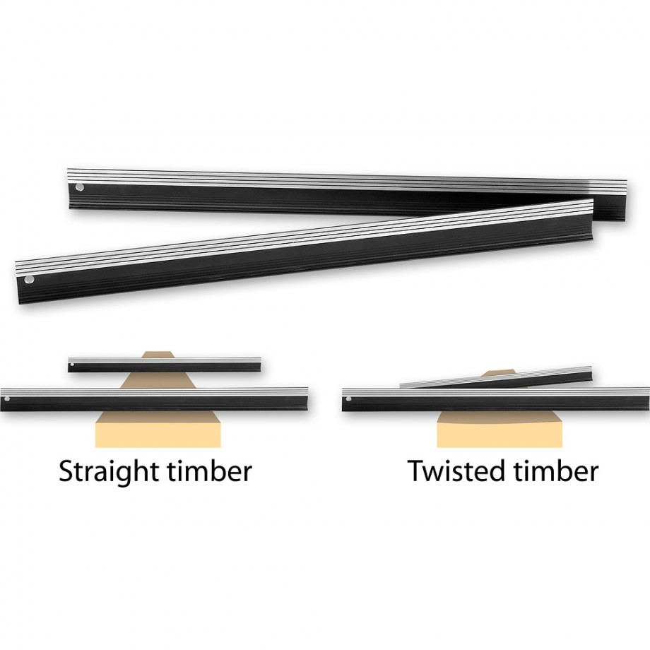 Aluminium Winding Sticks