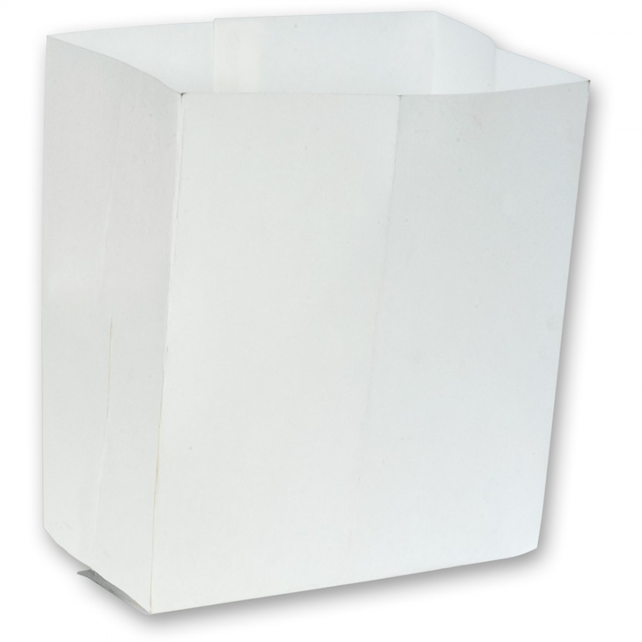 Filter Bags for RDC100H Vacuum Extractor - Pack 5