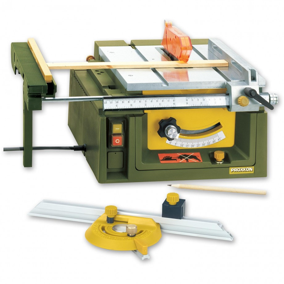 Proxxon FET Table Saw - Table Saws