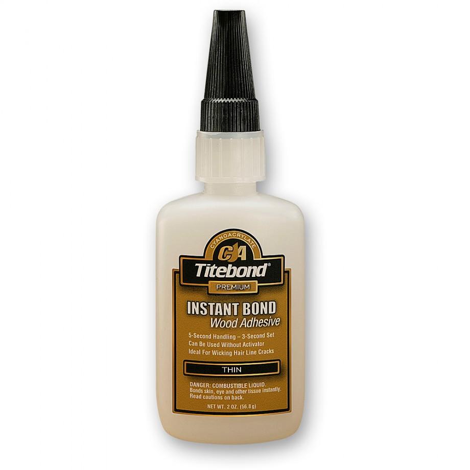 Titebond Instant CA Glue - Thin 56.8g(2oz)