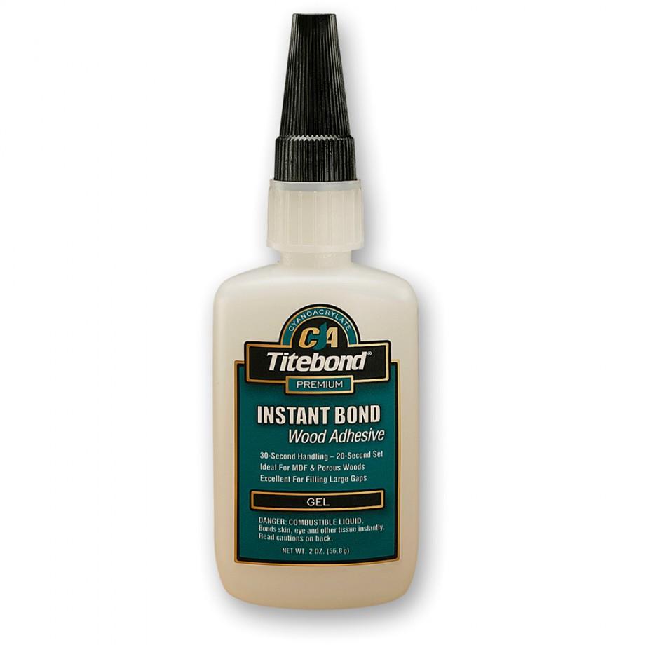 Titebond Instant CA Glue - Gel 56.8g(2oz)