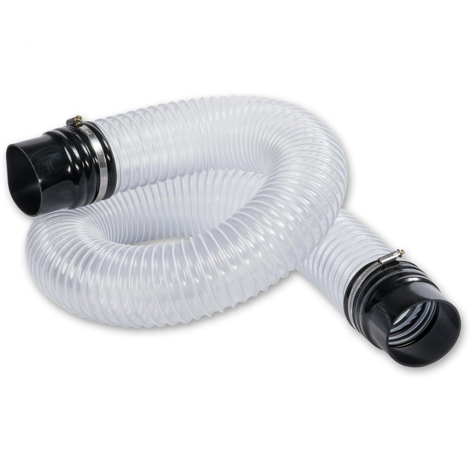 Axminster 4m x 100mm Extraction Hose Kit