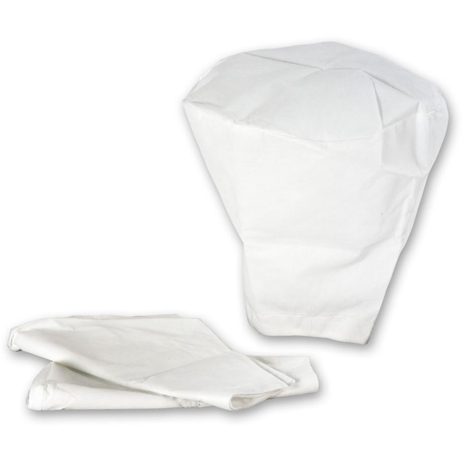 Elastic Neck Paper Bags for Axminster DT500 - Pack 3