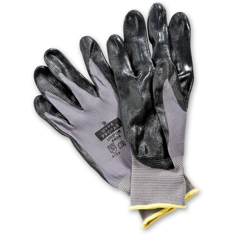 uvex Unipur 6634 Nitrile Work Gloves