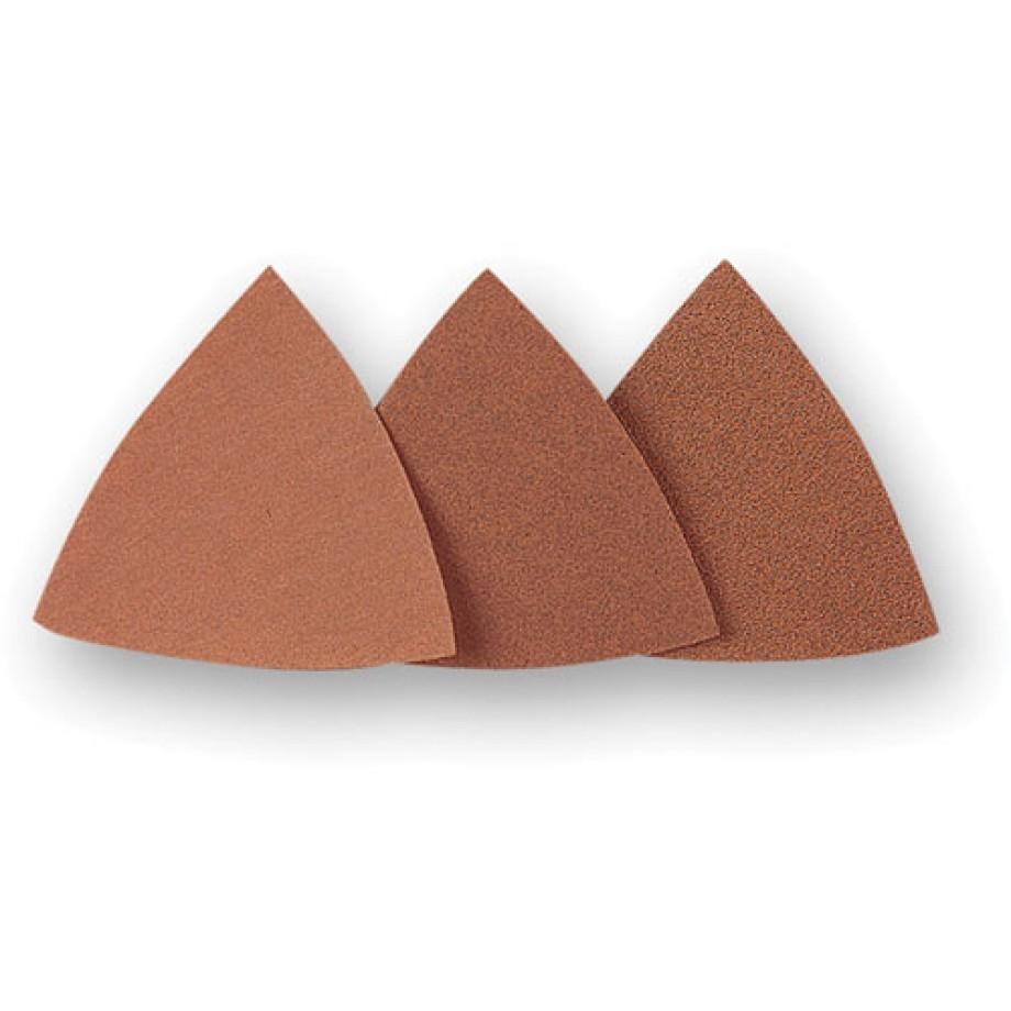 Proxxon Delta Sanding Sheets 240grit (Pkt 25)