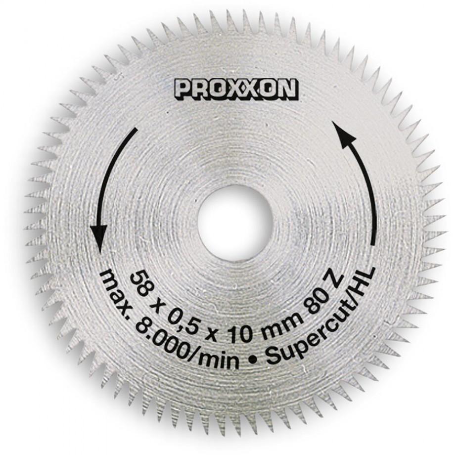 Proxxon Blades for KS 230E Saw