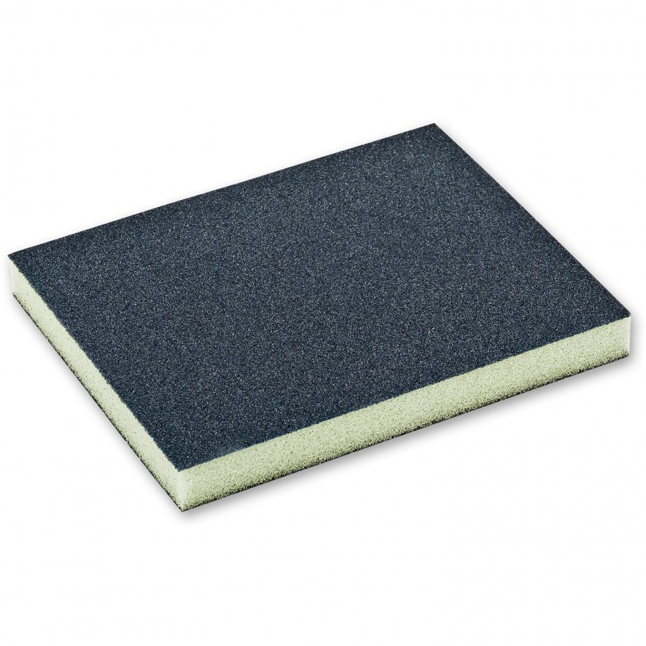 Double-Sided Sanding Sponge 100 Grit
