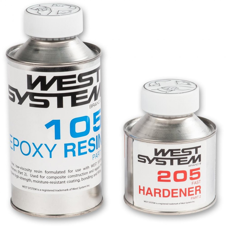 West System 104 Junior Pack