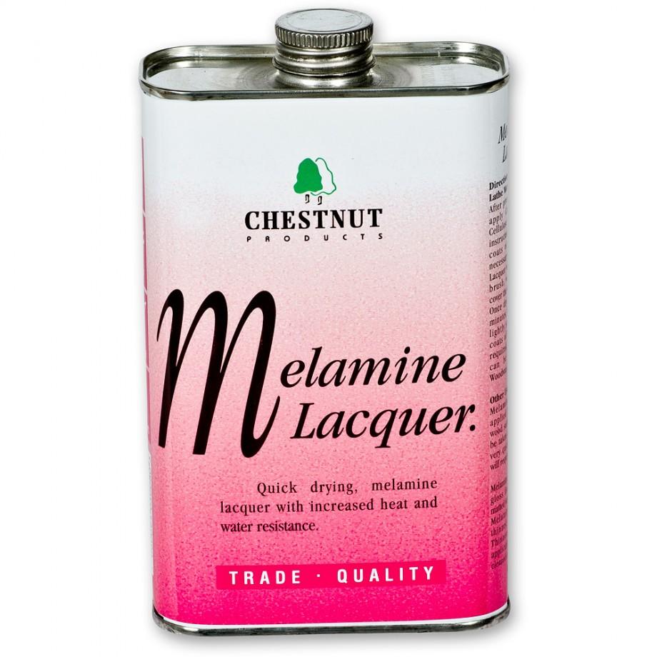 Chestnut Melamine Lacquer - 500ml