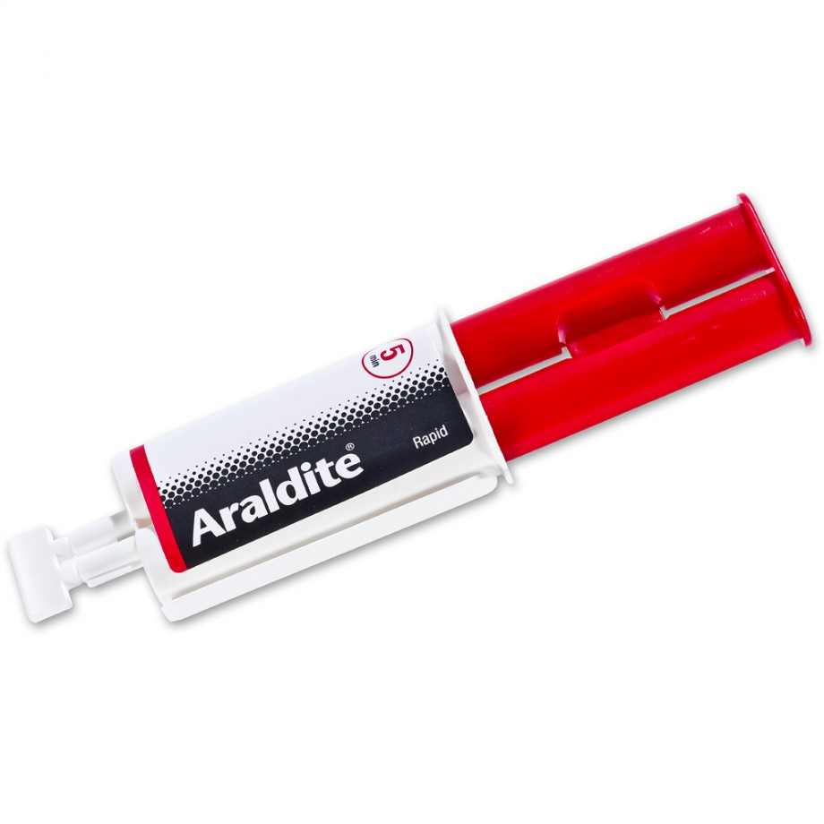Araldite Rapid Epoxy Resin - 24g Syringe